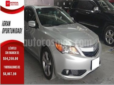 Foto venta Auto usado Acura ILX 4p Tech L4/2.0 Aut (2013) color Plata precio $198,000