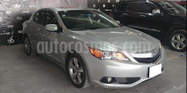 Foto venta Auto usado Acura ILX 4p Tech L4/2.0 Aut (2013) color Plata precio $217,000