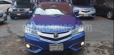 Foto venta Auto Seminuevo Acura ILX A-Spec (2016) color Azul Catalina precio $303,000