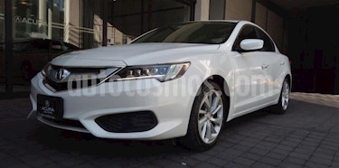 Acura ILX 4P TECH TA PIEL QC GPS DVD RA-17 usado (2016) color Blanco precio $273,000