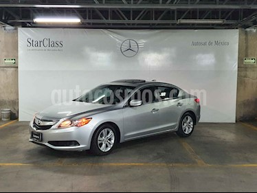 Acura ILX 4p Premium L4/2.0 Aut usado (2014) color Plata precio $199,000