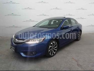 Acura ILX 4p A-Spec L4/2.4 Aut usado (2017) color Azul precio $399,900
