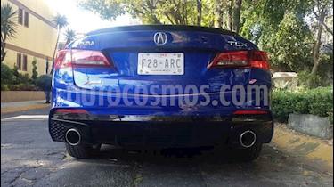 Acura ILX 4p Premium L4/2.0 Aut usado (2013) color Azul precio $570,590