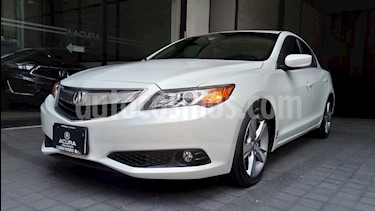 Acura ILX 4P PREMIUM TA PIEL QC F. NIEBLA RA-17 usado (2013) color Blanco precio $172,000