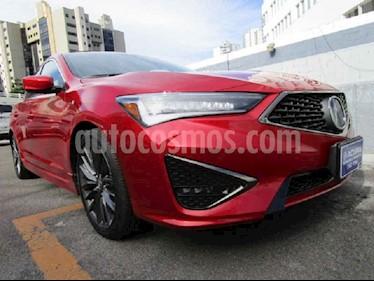 Acura ILX 4p A-Spec L4/2.4 Aut usado (2019) color Rojo precio $579,900