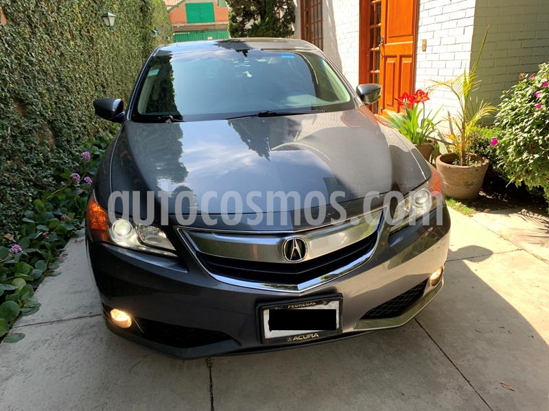 Acura ILX Tech usado (2014) color Gris precio $180,000