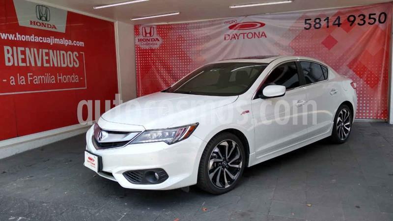 Acura ILX A-Spec usado (2018) color Blanco precio $356,000