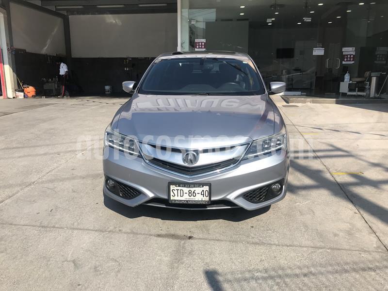 Acura ILX A-Spec usado (2017) color Gris precio $300,000
