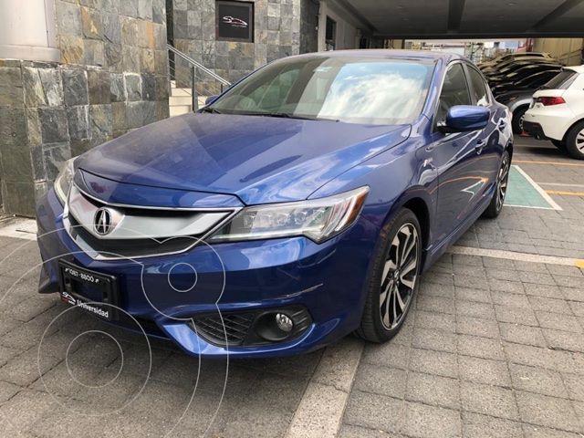 Foto Acura ILX A-Spec usado (2018) color Azul precio $454,900