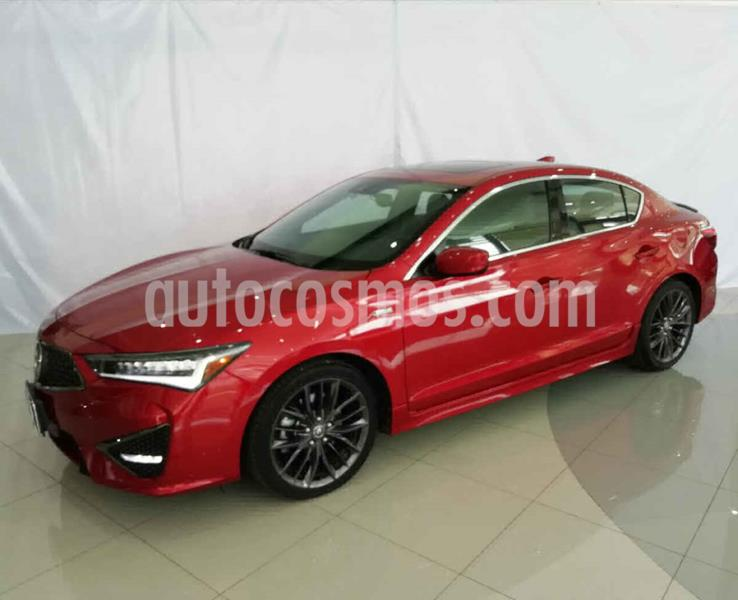 Acura ILX A-Spec usado (2019) color Rojo precio $539,900