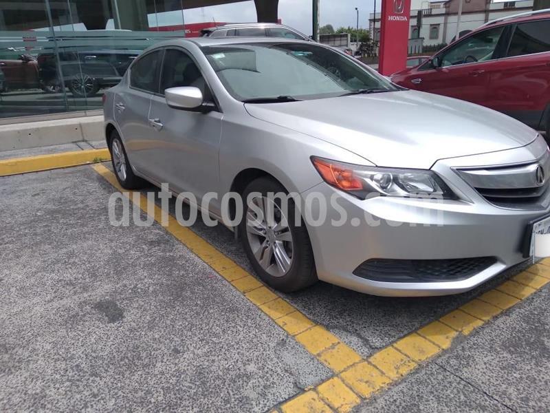 Acura ILX Luxury usado (2014) color Plata Dorado precio $178,999