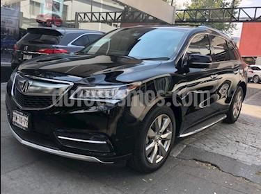Foto venta Auto usado Acura MDX 3.5L  (2016) color Negro Cristal precio $515,000