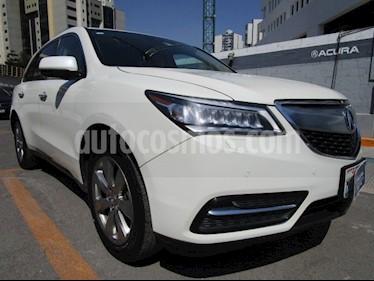 Foto venta Auto usado Acura MDX 3.5L  (2016) color Blanco precio $488,000