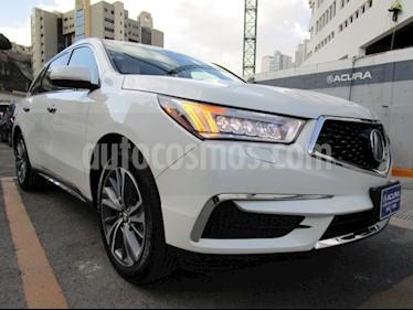 Foto venta Auto usado Acura MDX 3.5L  (2018) color Blanco precio $829,900