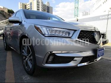 Foto venta Auto usado Acura MDX 3.5L  (2019) color Plata precio $879,900