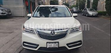 Foto venta Auto Seminuevo Acura MDX 3.5L  (2016) color Blanco Diamante precio $540,000