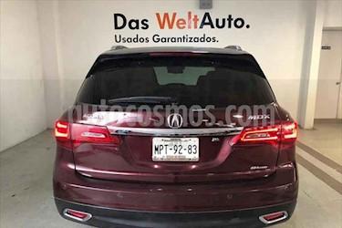Foto venta Auto usado Acura MDX 3.5L (2014) color Vino Tinto precio $288,900