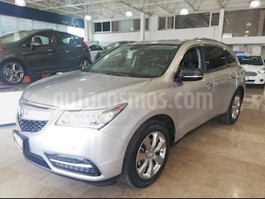 Foto venta Auto usado Acura MDX 3.7 L (2014) color Plata precio $359,900