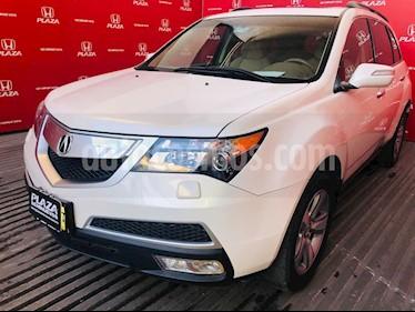 Foto venta Auto usado Acura MDX 3.7L (2012) color Beige precio $279,000