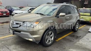 Foto Acura MDX 3.7L usado (2009) color Amarillo precio $169,000