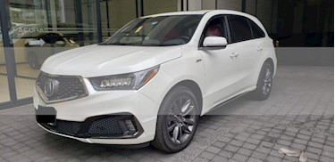 Foto venta Auto usado Acura MDX 5p A-Spec V6/3.5 Aut AWD (2019) color Blanco precio $929,900