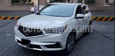Acura MDX 5p Tech V6/3.5 Aut AWD usado (2019) color Blanco precio $829,000