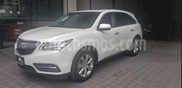 Acura MDX 5p V6/3.5 Aut AWD usado (2016) color Blanco precio $505,000
