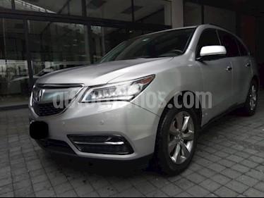 Foto venta Auto usado Acura MDX 5p V6/3.5 Aut AWD (2014) color Plata precio $360,000