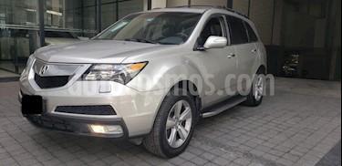 Acura MDX 5p V6/3.7 Aut AWD usado (2013) color Plata precio $269,000