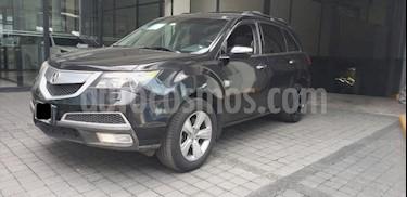 Foto venta Auto usado Acura MDX 5p V6/3.7 Aut AWD (2011) color Negro precio $189,000