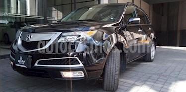 Foto Acura MDX 5p V6/3.7 Aut AWD usado (2011) color Negro precio $196,000