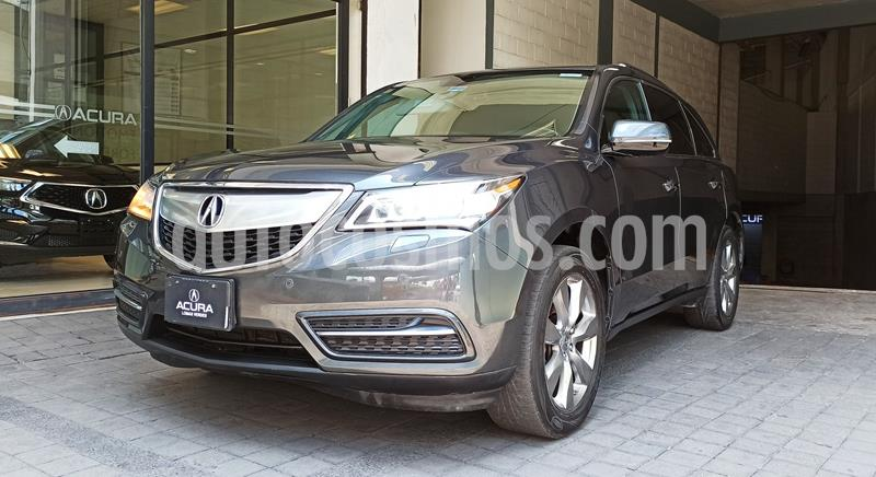 Acura MDX SH-AWD usado (2014) color Gris Oscuro precio $308,000
