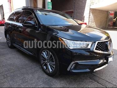 Acura MDX 5P TA9 PIEL DVD RA-19 4X4 usado (2017) color Negro precio $559,000
