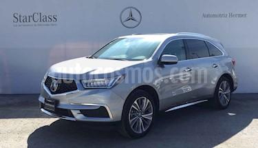 Acura MDX 5p V6/3.5 Aut AWD usado (2017) color Plata precio $569,900