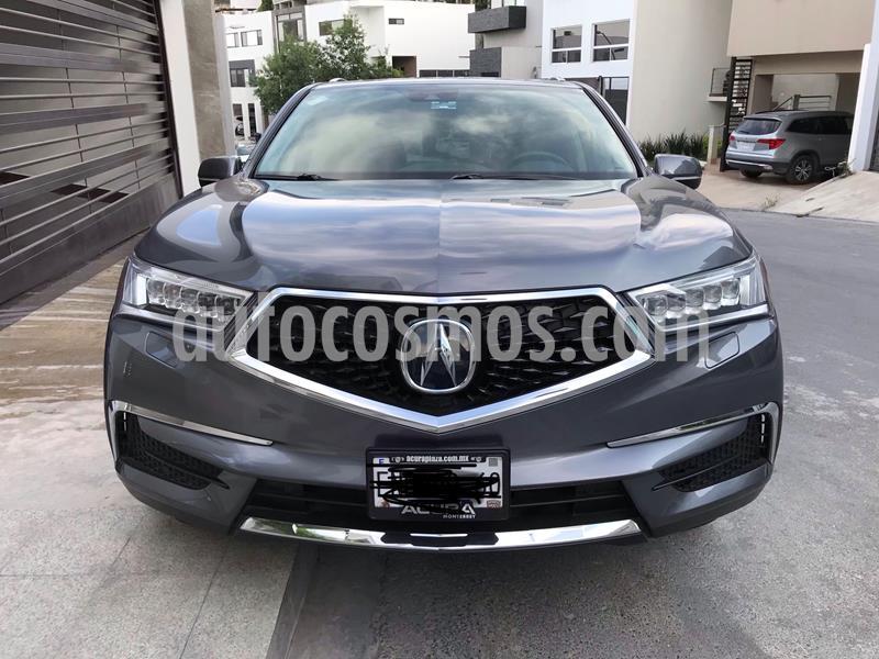 Acura MDX SH-AWD usado (2018) color Grafito precio $650,000