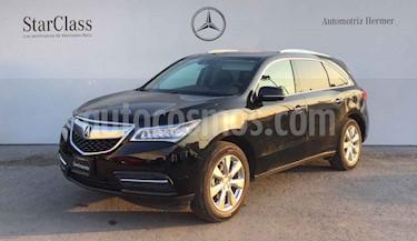 Acura MDX 3.5L usado (2016) color Negro precio $499,900