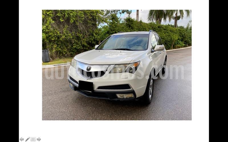 Acura MDX 3.7L usado (2011) color Blanco precio $185,000