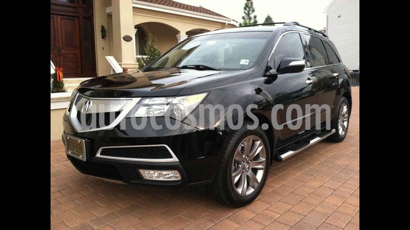 Acura MDX SH-AWD usado (2011) color Beige precio $180,000