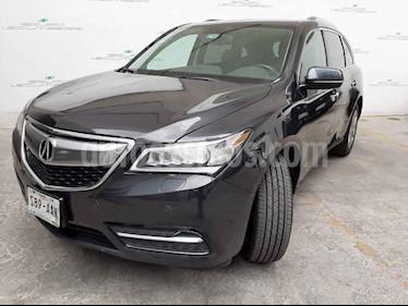 Acura MDX 5p V6/3.5 Aut AWD usado (2015) color Gris precio $366,000