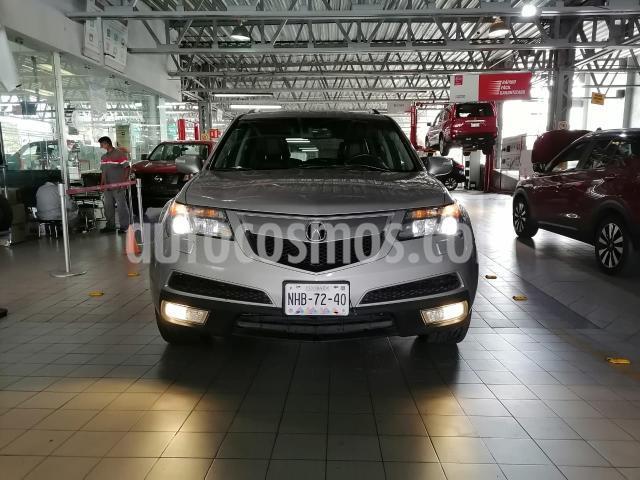 Acura MDX 5P TA PIEL RA-18 4X4 usado (2012) color Plata precio $208,900