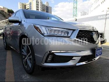 Acura MDX 4p Tech V6/3.5  Aut AWD usado (2019) color Plata precio $824,900