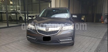 Acura MDX 5P TA PIEL DVD RA-19 4X4 usado (2014) precio $308,000