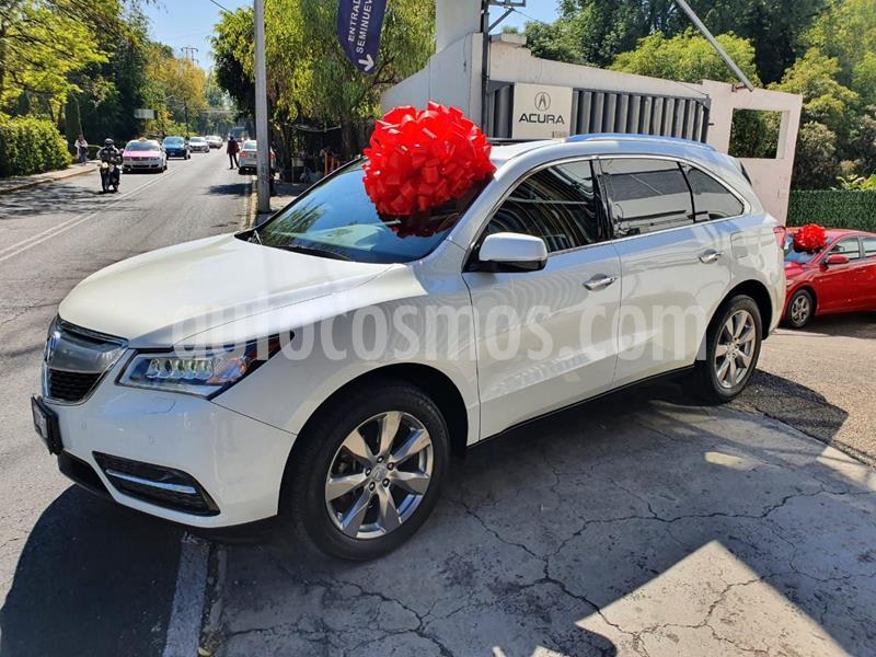 Acura MDX SH-AWD usado (2014) color Blanco precio $315,000