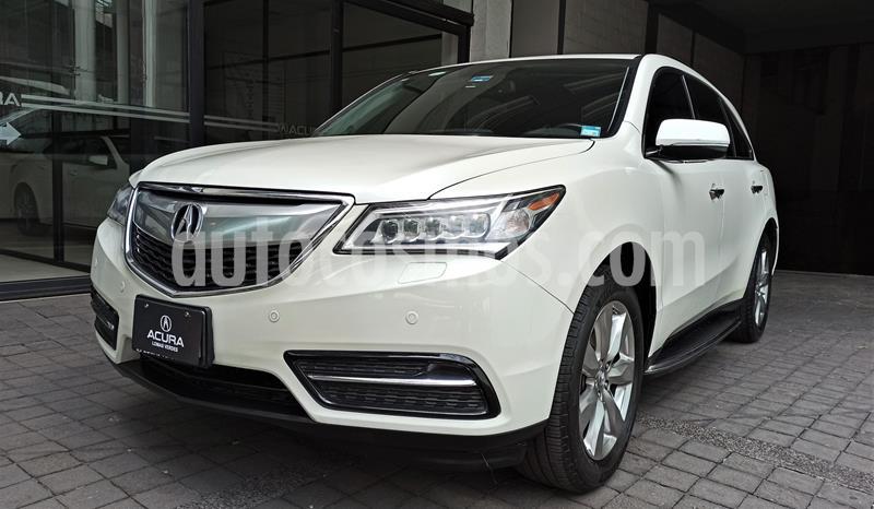 Acura MDX 3.5L usado (2014) color Blanco precio $329,000