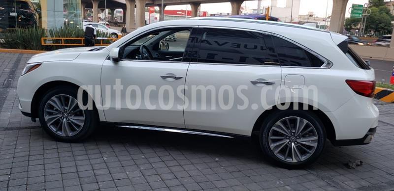 Acura MDX Tech usado (2019) color Blanco precio $719,000