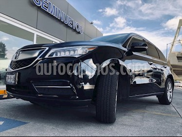 Acura MDX SH-AWD usado (2016) color Negro precio $435,000