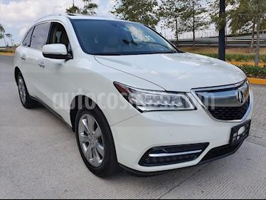 Acura MDX 6 CIL usado (2016) color Blanco precio $450,000