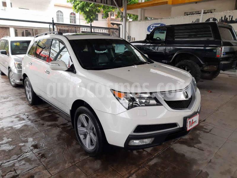Acura MDX SH-AWD usado (2012) color Blanco precio $225,000