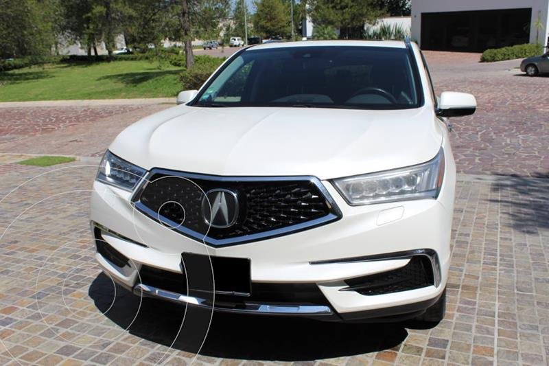Acura MDX SH-AWD usado (2017) color Blanco Diamante precio $500,000