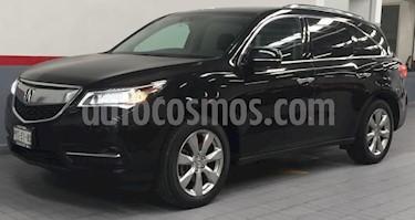 Acura MDX 5p V6/3.5 Aut AWD usado (2016) color Negro precio $448,000